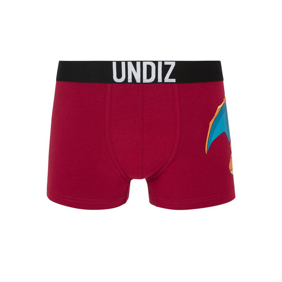 Fireiz red boxer shorts ;${refinementColor}