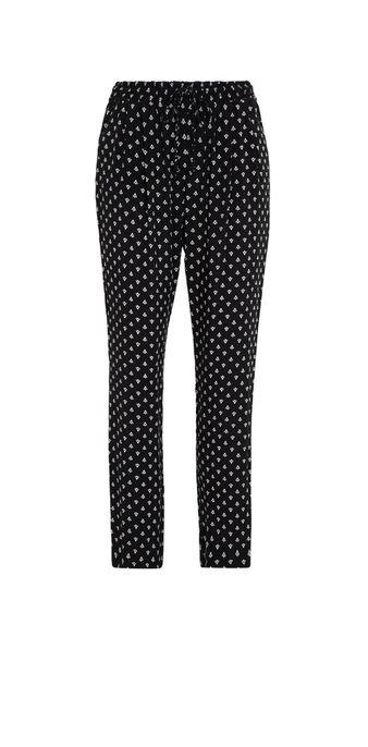 Pantalon noir tayloriz black.
