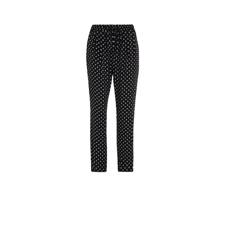 Pantalon noir tayloriz czarny.