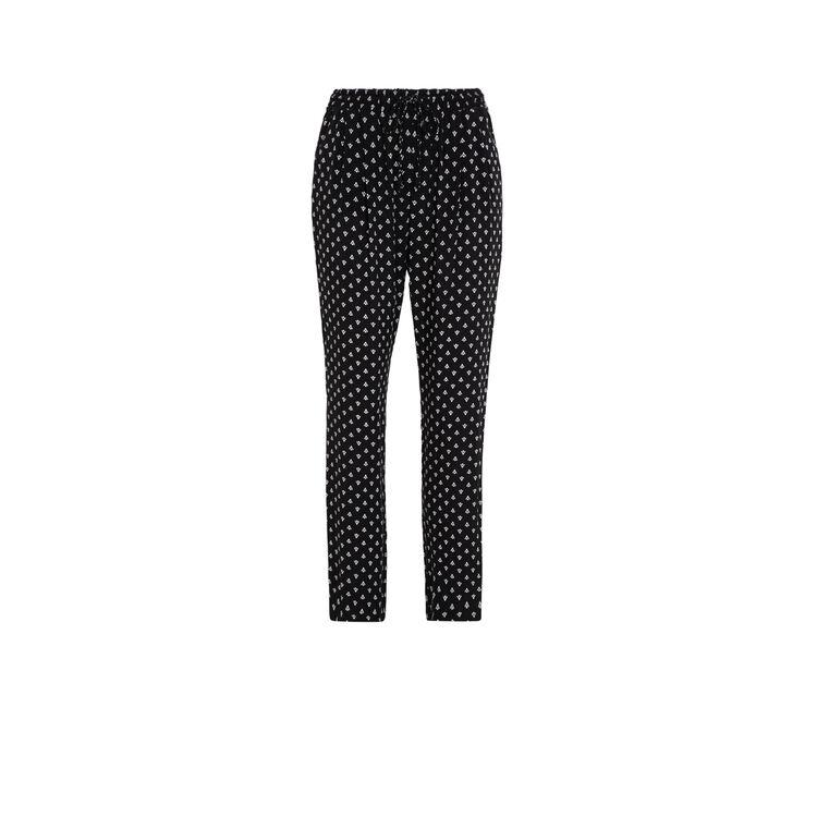 Pantalon noir tayloriz;
