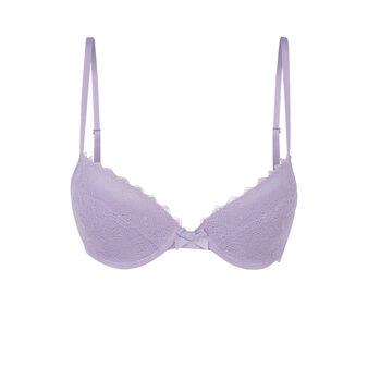 Soutien-gorge violet clair basiciz purple.