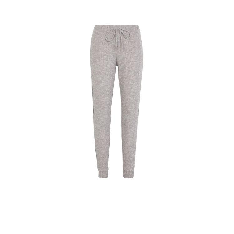 Pantalon gris girlaciz;