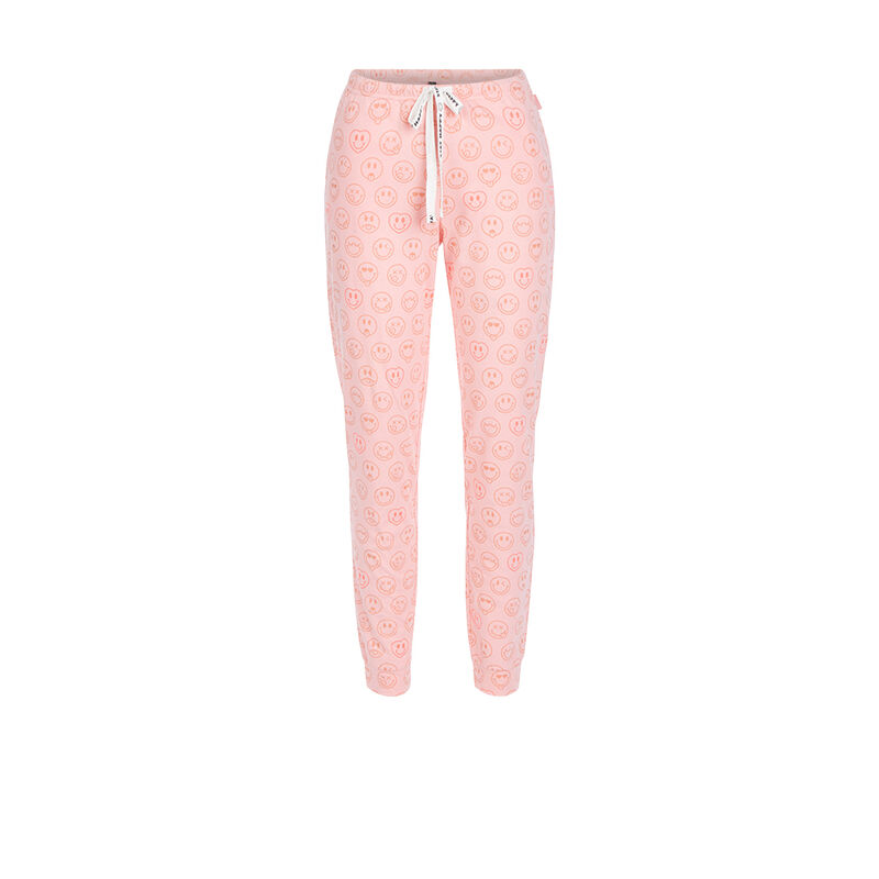 Pantalon rose fluo quadripiz;