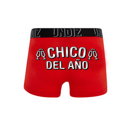 Boxer rouge chicotiz red.