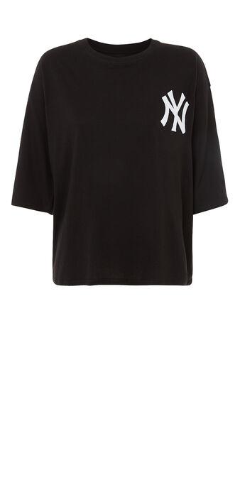 Top noir yankiz black.