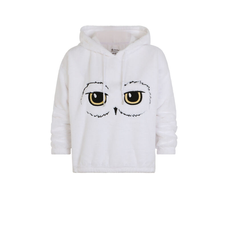 sweat polaire Hedwige - blanc;