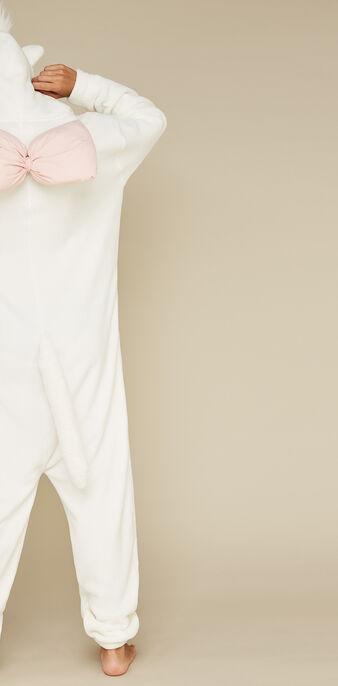 Combinaison blanche supermariz white.