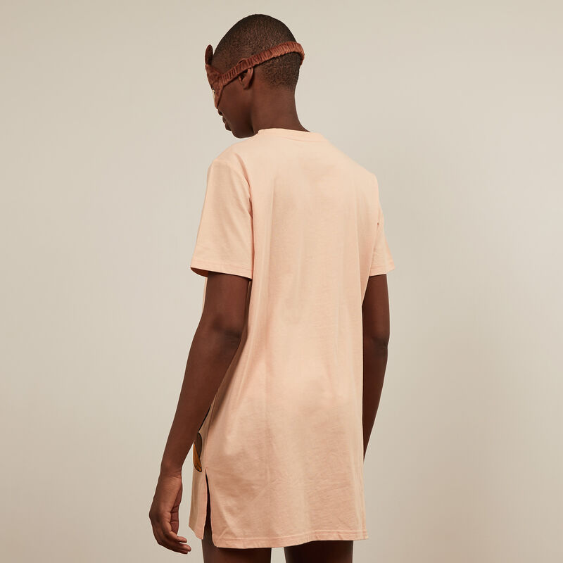 set pyjama tic et tac - rose;
