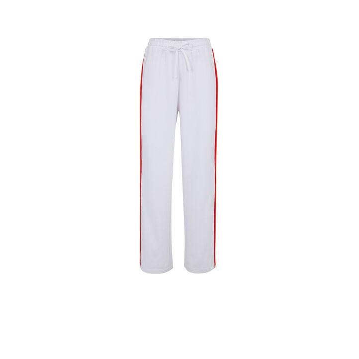 Pantalon blanc rainboniz white.