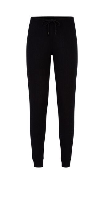 Pantalon noir nuitiz black.