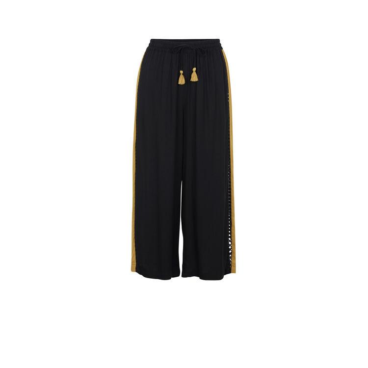 Pantalon noir sexypantiz black.