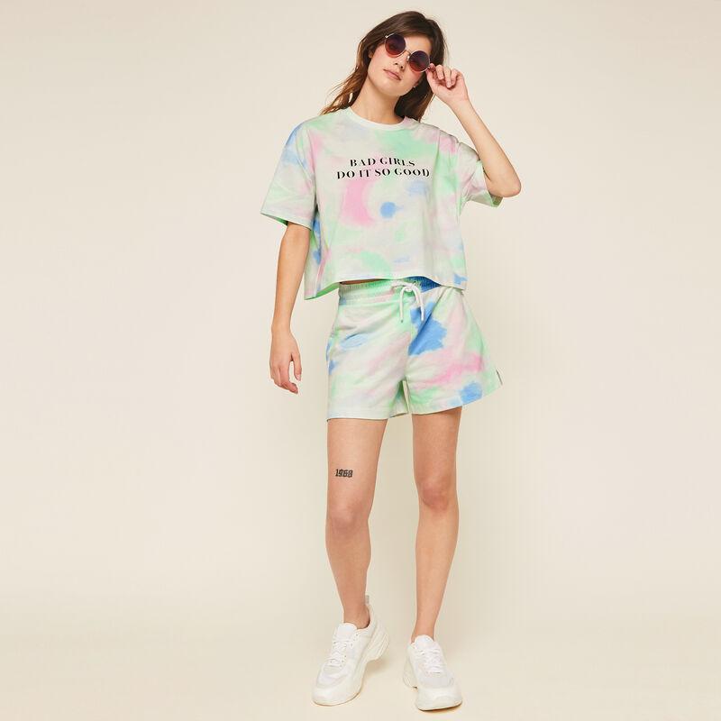 Short multicolore thanknextiz;