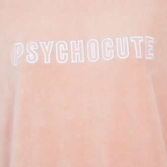 Englicaprichiz light pink sweatshirt pink.