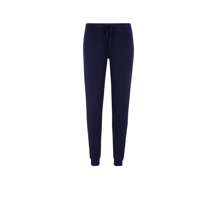 Pantalon bleu vertiliz niebieski.