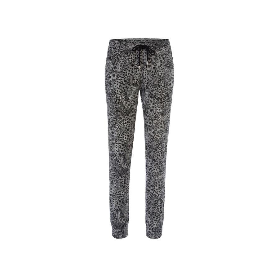 Pantalon gris clair duvetiz;${refinementColor}