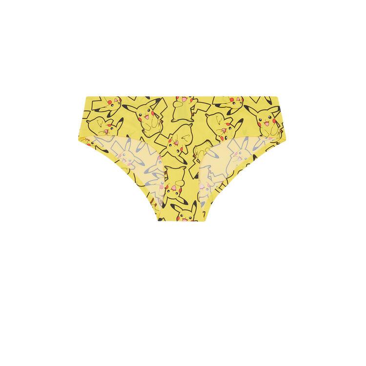 Shorty sans coutures print Pikachu pikakikiz  ;