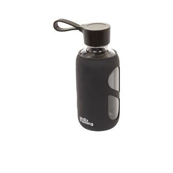 Bouteille noire waterbotiz black.