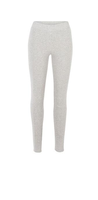 Pantalon gris leguiniz grey.
