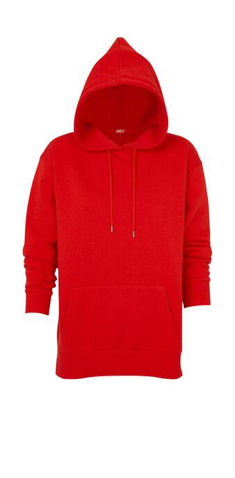 Sweat rouge povestidiz red.