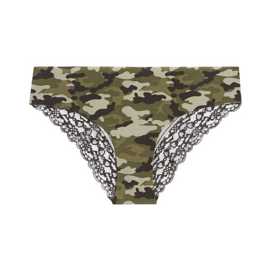 Shorty camouflage shomiz;