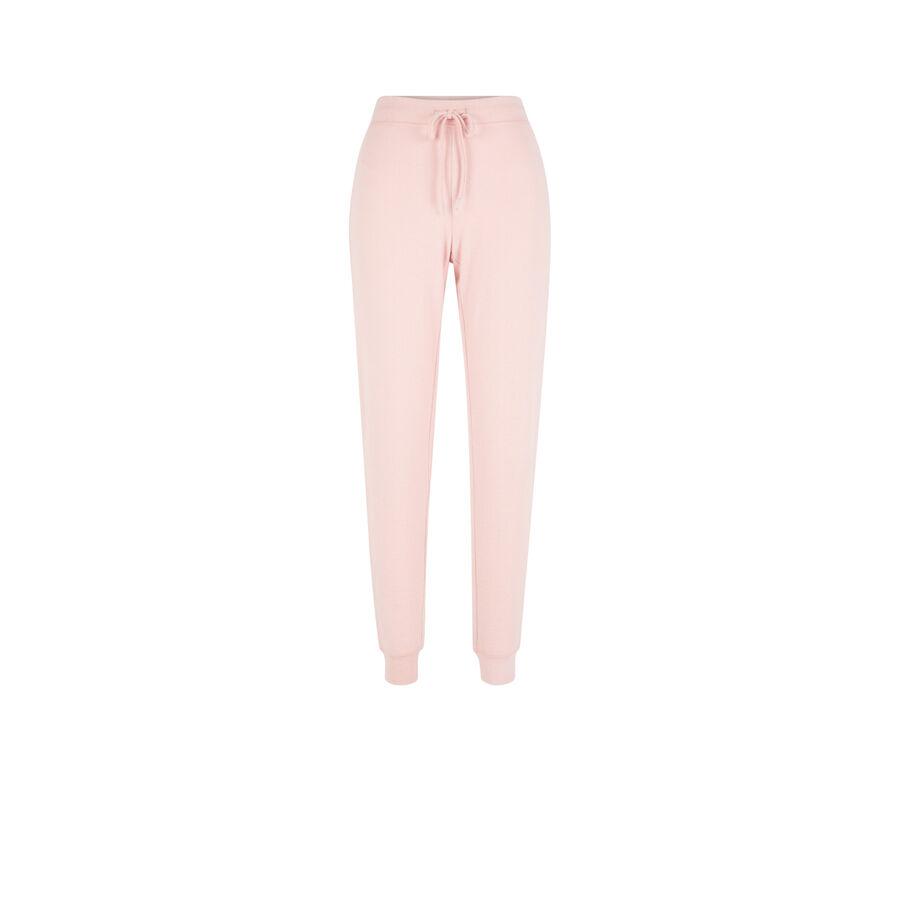 Pantalon rose quodiz;