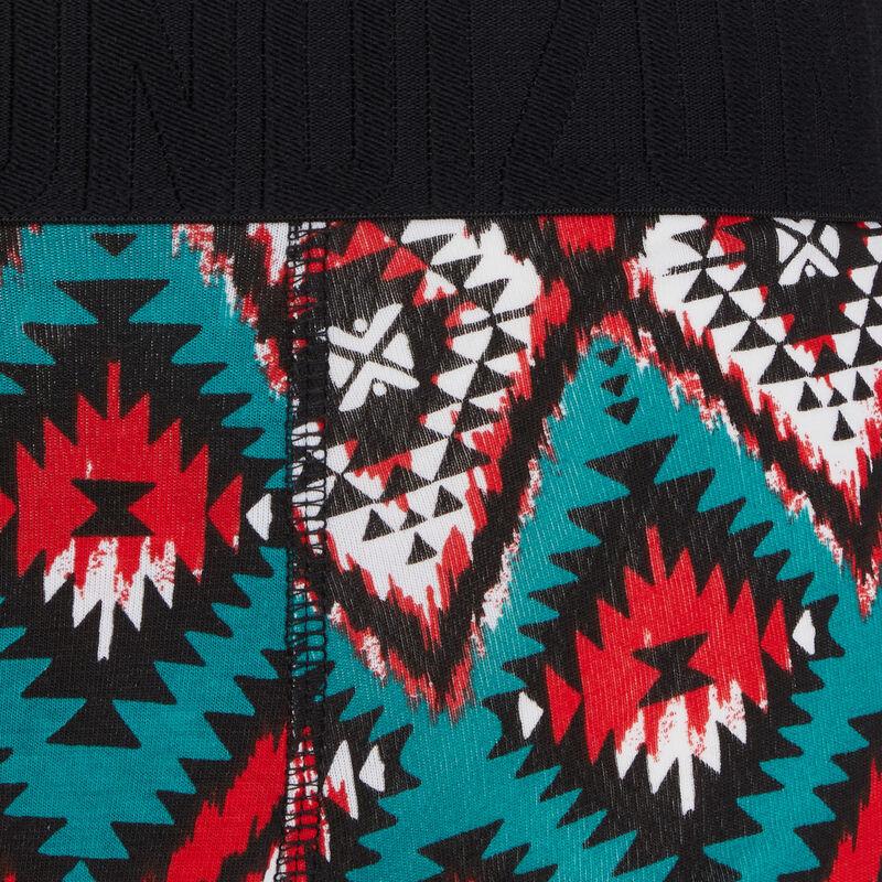 boxer coton à imprimé aztekiz;