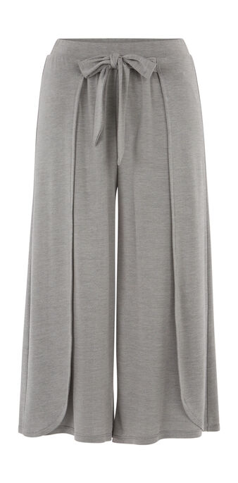 Pantalon gris clair largecrossiz grey.