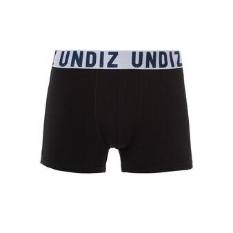 Boxer noir daddiz black.