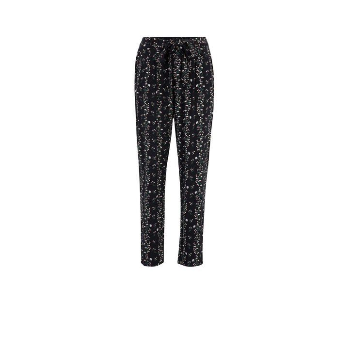Pantalon noir springvibiz black.