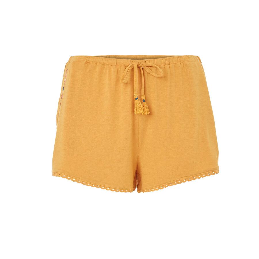 Short jaune freepiz;${refinementColor}