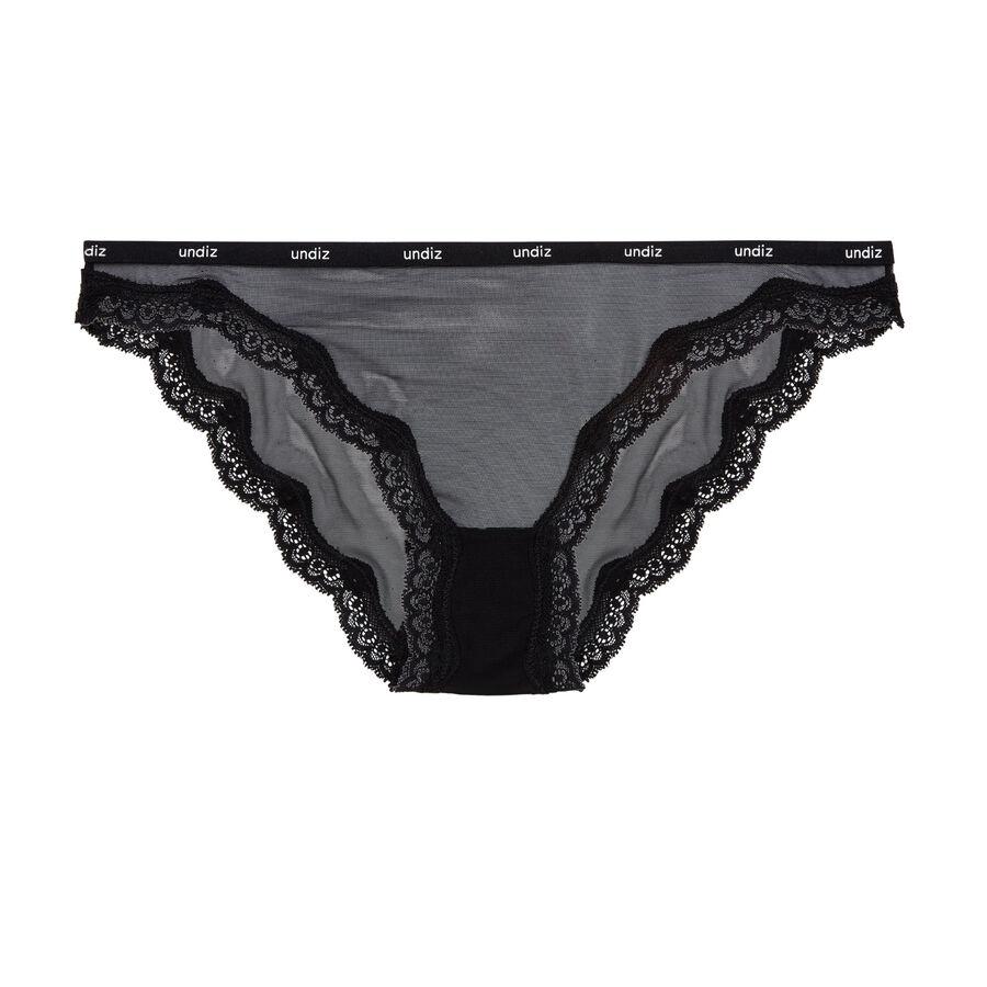 Culotte noire veteriz;
