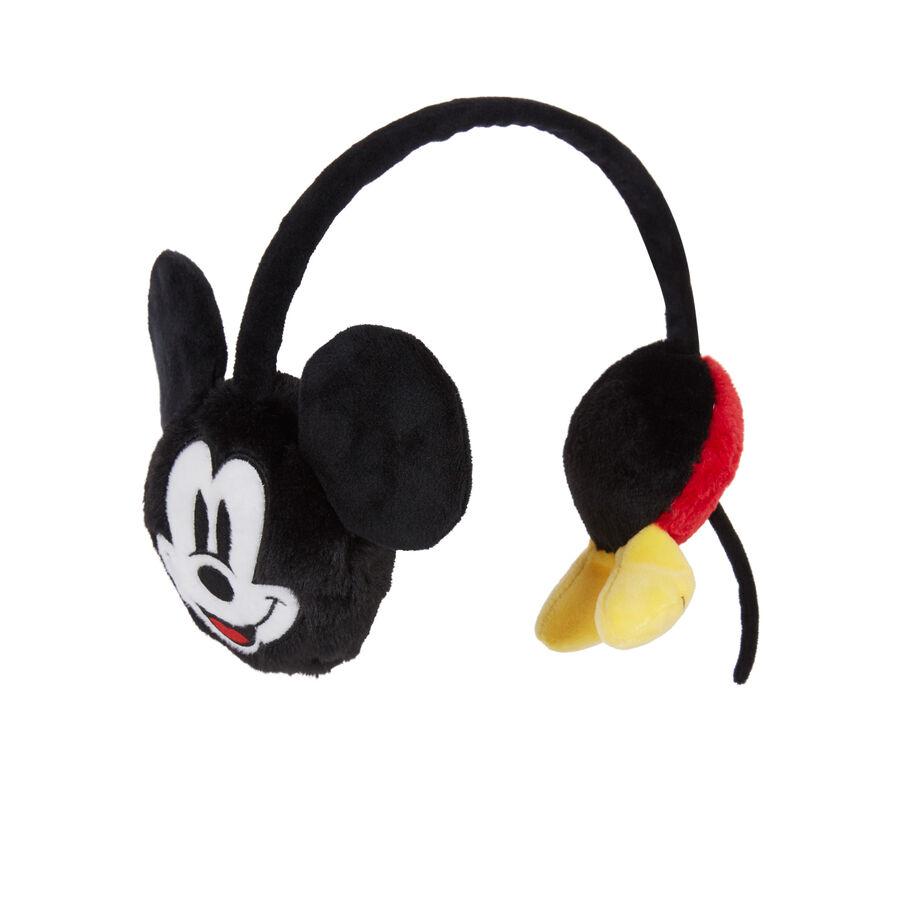 Cache-oreilles noir chrismiz;