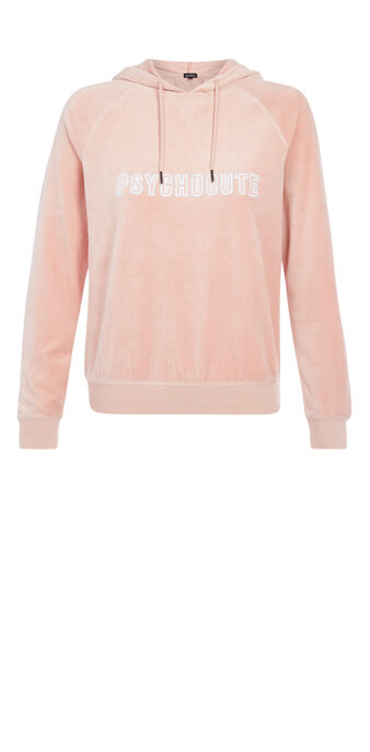 Sweat rose clair englicaprichiz pink.