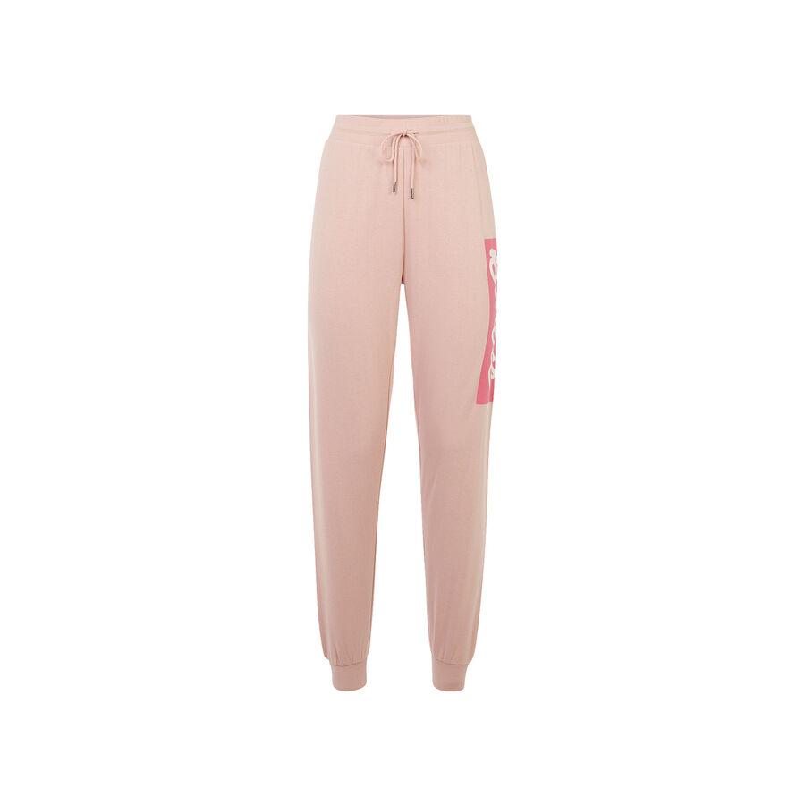 Pantalon rose cabarbiz;