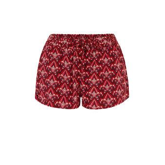 Short rouge robetiz red.