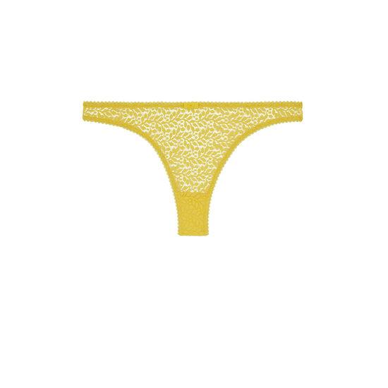 Tanga jaune aviciz;