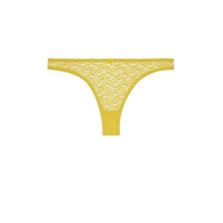 Tanga jaune aviciz yellow.