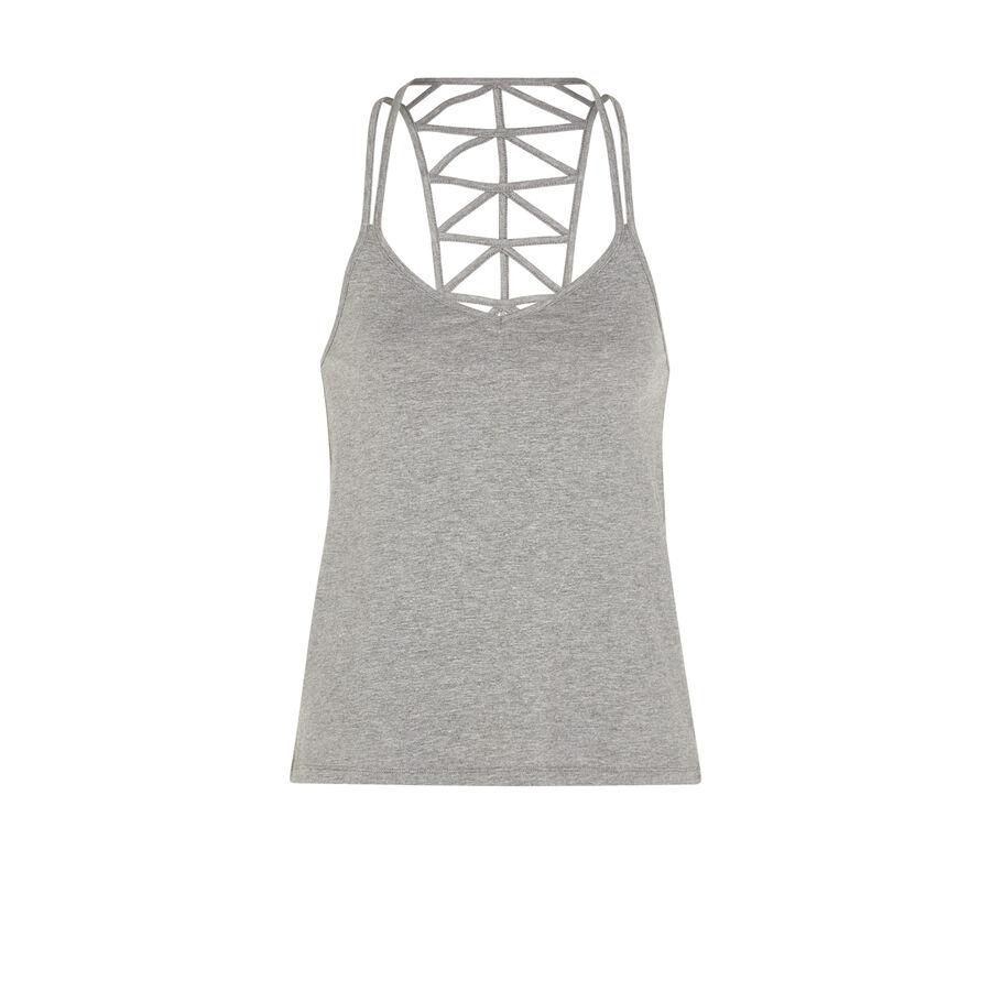 Arianiz grey top;${refinementColor}