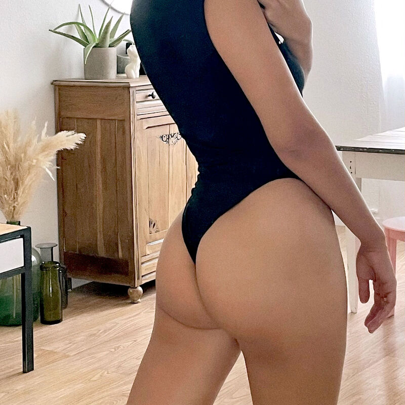 body effet top - noir;