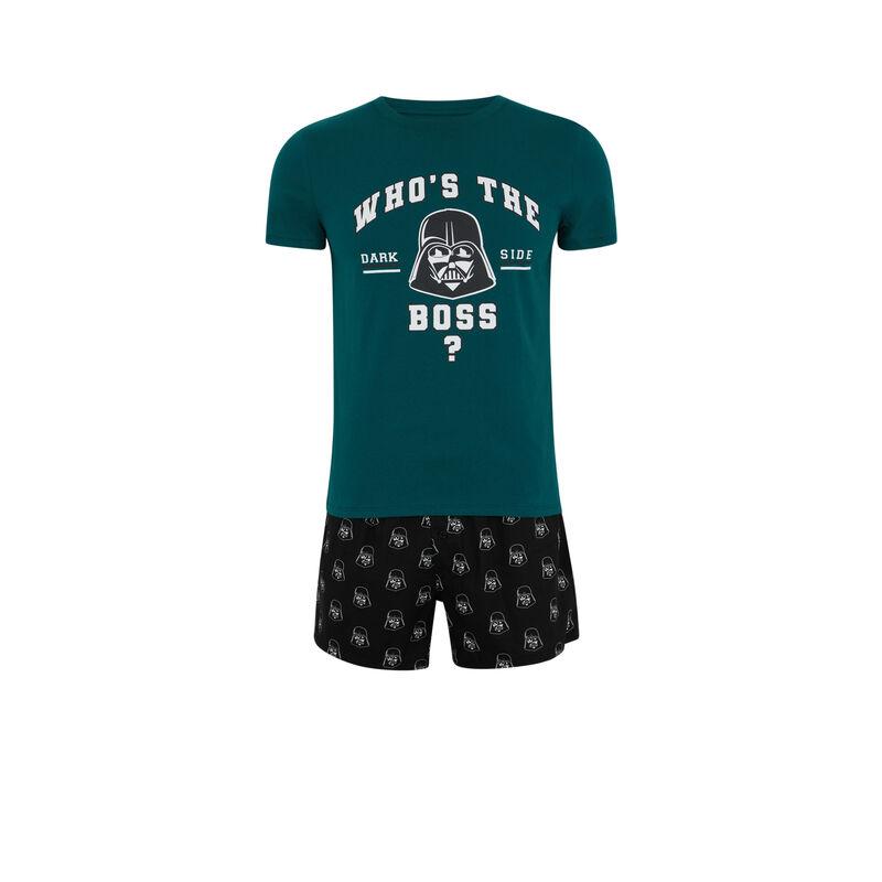 set pyjama top + caleçon licence Star Wars darthbossiz;