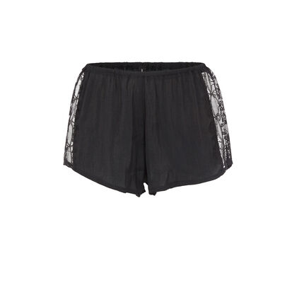 Short noir doublediz black.