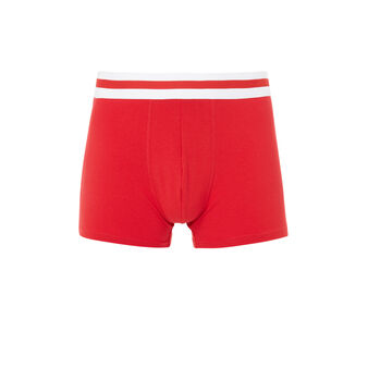 Boxer rouge gangastiz red.