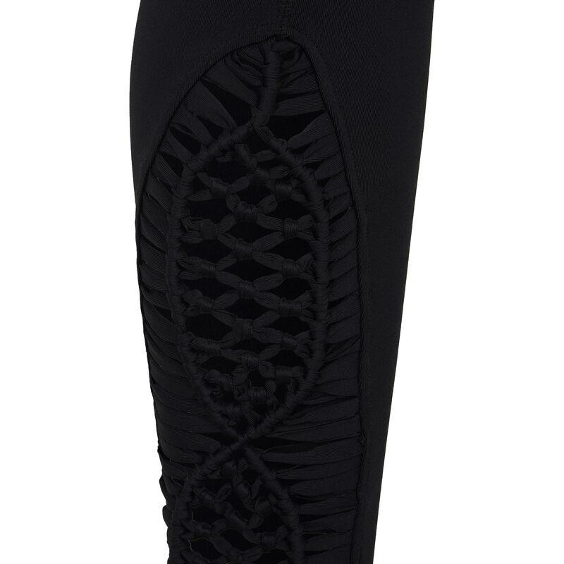 Legging noir afropunkiz;