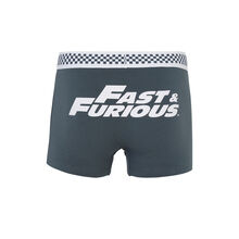 Furiousiz dark grey boxer shorts grey.