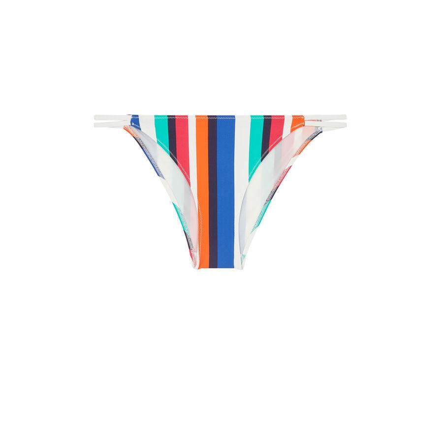 Bikini multicolore bahamiz;