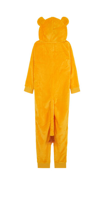 Combinaison enfant jaune simbabiz yellow.