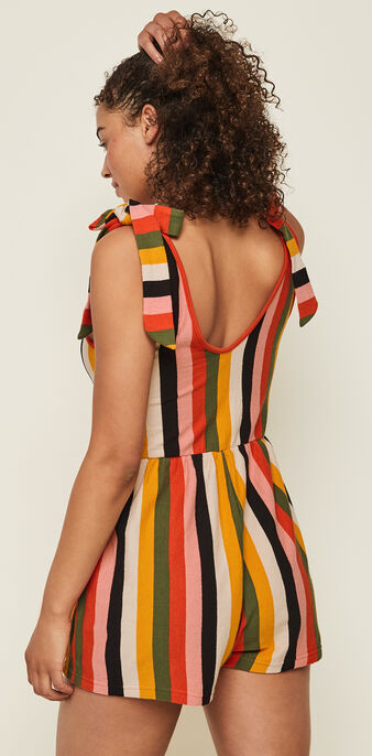Combinaison multicolore rondiz kolorowy.