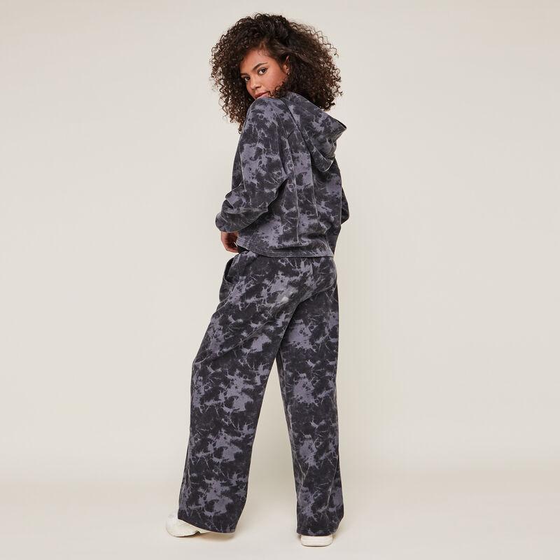 pantalon large à lacet croisileoiz;
