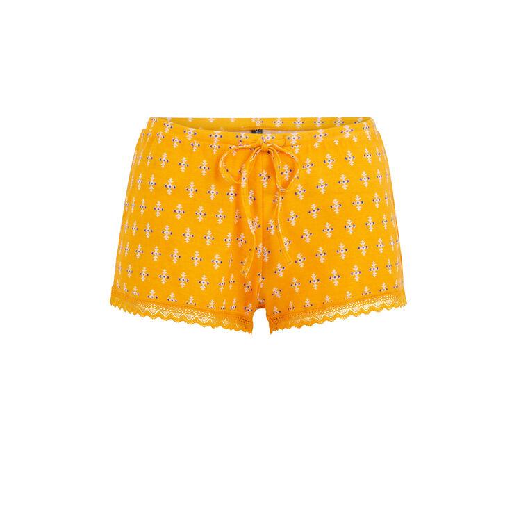Short safran vitageoiz orange.