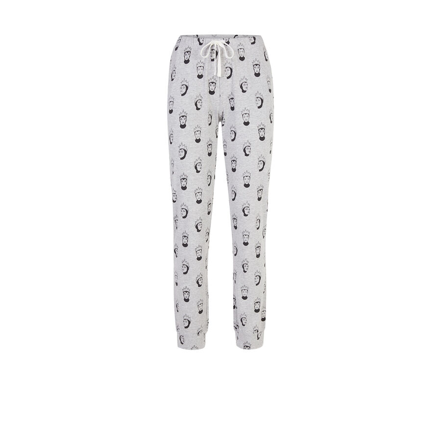 Pantalon gris clair Disney badbiz
